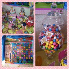 Candy Crush Birthday Celebration
