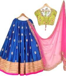 Ghagra Choli, Embroidered Silk, Ethnic, Summer Dresses, Skirts, How To Wear, Shopping, Collection, Design