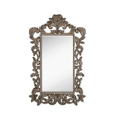 Majestic Mirror Traditional Rectangular Bevel Wall Mirror | Wayfair