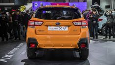 Refreshed Subaru Crosstrek sticks with what works