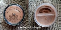 Miss MakeUp & Co: Lumiere Mineral Cosmetics - Earth Blush