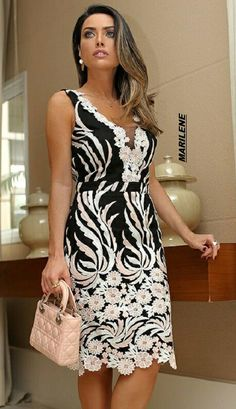 Modest Dresses, Casual Dresses, Summer Dresses, Formal Dresses, Mode Outfits, Chic Outfits, Ivanka Trump Outfits, Mode Chic, Elegant Outfit