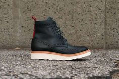 The Ronnie Fieg for Grenson 2013 Collection Features Sophisticated Boots #mensfashion #fashiontrends