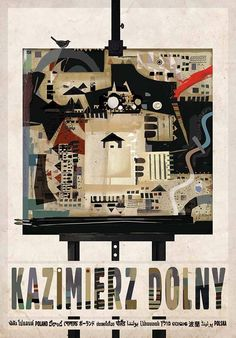 Polish Posters, Art Deco Posters, Art Deco Period, Typography Prints, Travel Posters, Sculptures, Gallery, Illustration, Design
