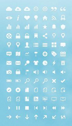 Freebie: Free Vector Web Icons (91 Icons) | Smashing Magazine