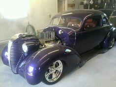 1938 hudson fuel injected 540cu 650hp