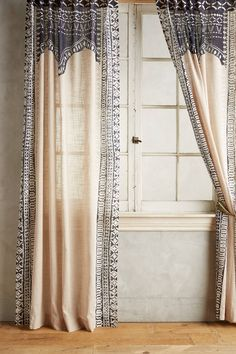 Slide View: 1: Cordelia Curtain