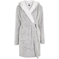 5304f78d5d Topshop Tall Dressing Gown ( 35) ❤ liked on Polyvore featuring intimates