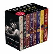 Love Charlaine Harris's Sookie Stackhouse books!!! Even like the HBO series True Blood that is based off the series.