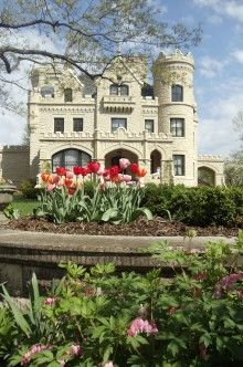 Visit the Joslyn Castle to see an unprecedented and historical Nebraska Landmark property.  Located in Omaha, NE. http://joslyncastle.com/