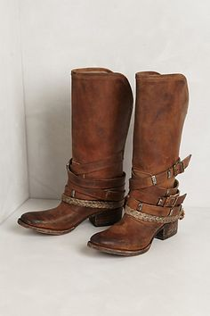 Drover Slinger Mid-Boots From Freebird by Steven (anthropologie)