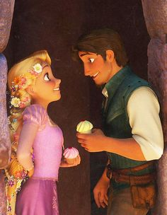 Tangled. Quite possibly my favorite Disney Movie :)