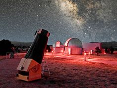 """We've rounded up some of America's best kept travel secrets, like the McDonald Observatory in Texas. More than 150 miles from the nearest major city, the secluded observatory features daytime tours, live solar monitoring events, and evening """"star parties."""""""