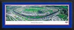 Talladega Superspeedway Nascar Track Panorama $199.95