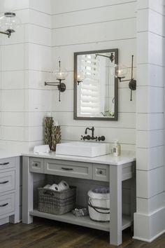 image result for jojo farmhouse bathroom gray bathroom