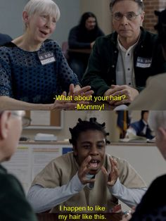 Orange Is the New Black such a misunderstood character! :-(