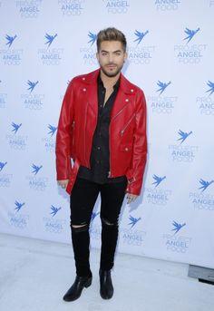 Adam Lambert Honors George Michael in Song and Fashion! - http://adam-lambert.org/adam-lambert-honors-george-michael-in-song-and-fashion/