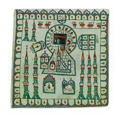 AN IZNIK POTTERY TILE | OTTOMAN TURKEY, SECOND HALF 17TH CENTURY | tiles, Furniture & Lighting | Christie's