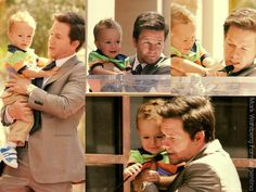 Beautiful Moments of Brendan and Mark @mark_wahlberg @rheadur @MarkW_FanClub #MarkWahlberg @AlmaWahlberg @Wahlburgers