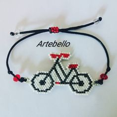 "1 Me gusta, 1 comentarios - ARTEBELLO (@artebeello) en Instagram: ""Pulsera hecho en miyuki delica 0/11 con cierre fácil. Luce y sé diferente con Artebello. Has tu…"" Bracelets, Jewelry, Instagram, Handmade Bracelets, Facts, Jewlery, Jewerly, Schmuck, Jewels"