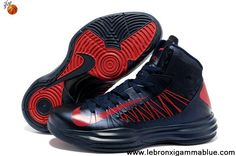 Sale Discount Nike Lunar Hyperdunk 2013 Obsidian University Red Your Best Choice