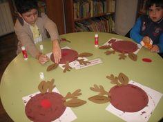 Campaña de navidad: también tenemos a Rudolf