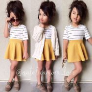 Cutest baby girl clothes outfit 45