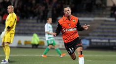 Jeremie Aliadiere on FC Lorient