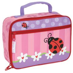 A lovely lunch box for school. Stephen Joseph have a fabulous selection to choose from...