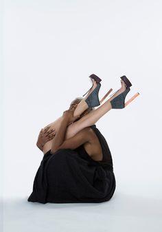 Carolin Holzhuber designer footwear London materials quality handmade artisanal | Lancia Trendvisions
