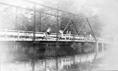 Florida Memory - Bridge over Wakulla River - Wakulla County, Florida