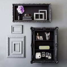 Anna Sui Ornate Framed Shelves