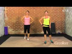 Cardio Workout: The 20-Minute Total-Body Cardio Plan | Greatist