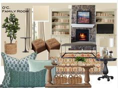 8 Tips for Designing Your Family Room and October in NYC
