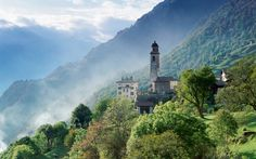 Country Roads of Switzerland