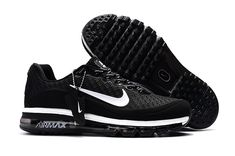 new arrive 3fedf 1f803 Buy the cheap Men s Women s UK Nike Air Max KPU TPU Running Shoes  Black White Trainers UK Sale in our store,the fashion Nike Air Max 2017  will offer you the ...