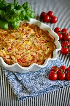 Quiche, Feta, Breakfast, Recipes, Morning Coffee, Quiches, Ripped Recipes, Cooking Recipes