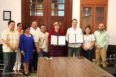El Tec Progreso firma convenio de colaboración con el Isstey