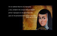 Sor Juana.