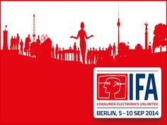 Découvrons les principales annonces du salon high-tech IFA 2014