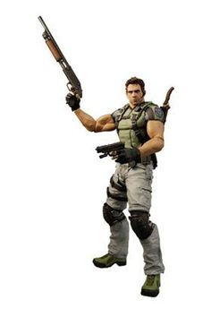 NECA Resident Evil 5 Series 1 Action Figure Chris Redfield #NECA