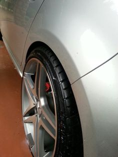 Eco car care products tyre shine. The best in SA
