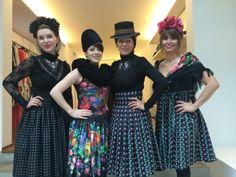 das Team von Kronlachner hairtsylefashion in Mode von Susanne Bisovsky Knitting, Vintage, Dresses, Style, Fashion, Fashion Styles, Creative, Vestidos, Swag