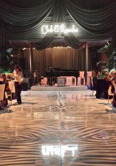 Rehearsal Dinner - Dance floor