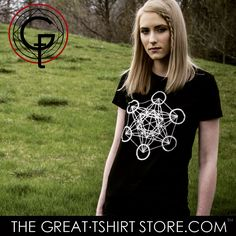 Sacred Geometry Tee or Hooded. Only at www.thegreattshirtstore.com