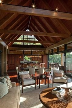 Tropical Home Lodge Home Decorating Design Ideas, Pictures, Remodel, and Decor