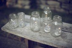 Candles in Jars. From http://dartphotographie.com/blog/brittany-matt-shaw-nashville-tn/