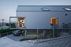 ninkipen! adds extension to their 4n house project in japan.  Architecture : ninkipen! Photographer : hiroki kawata