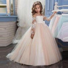 Babygirl Flower Girl Dress
