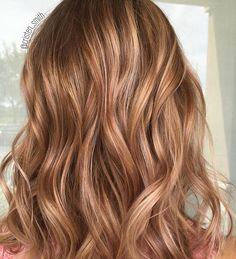 Warm fall blondes 🍂 🍁#beautybycristen